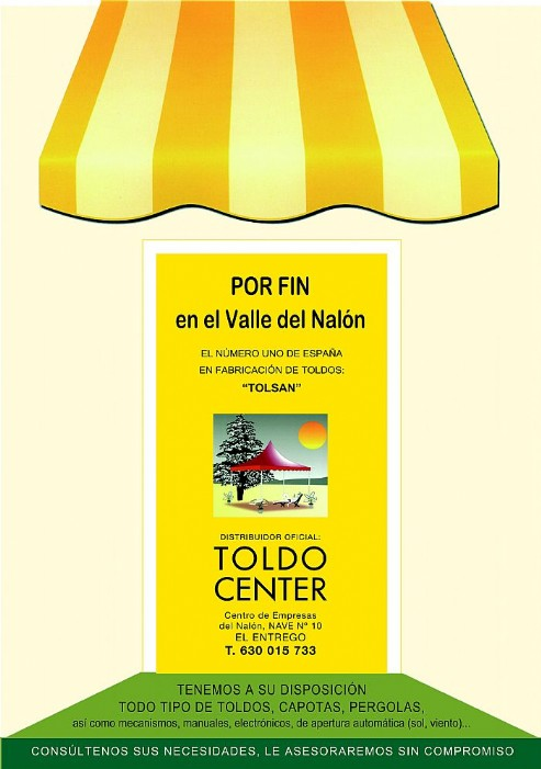Logo Toldo Center